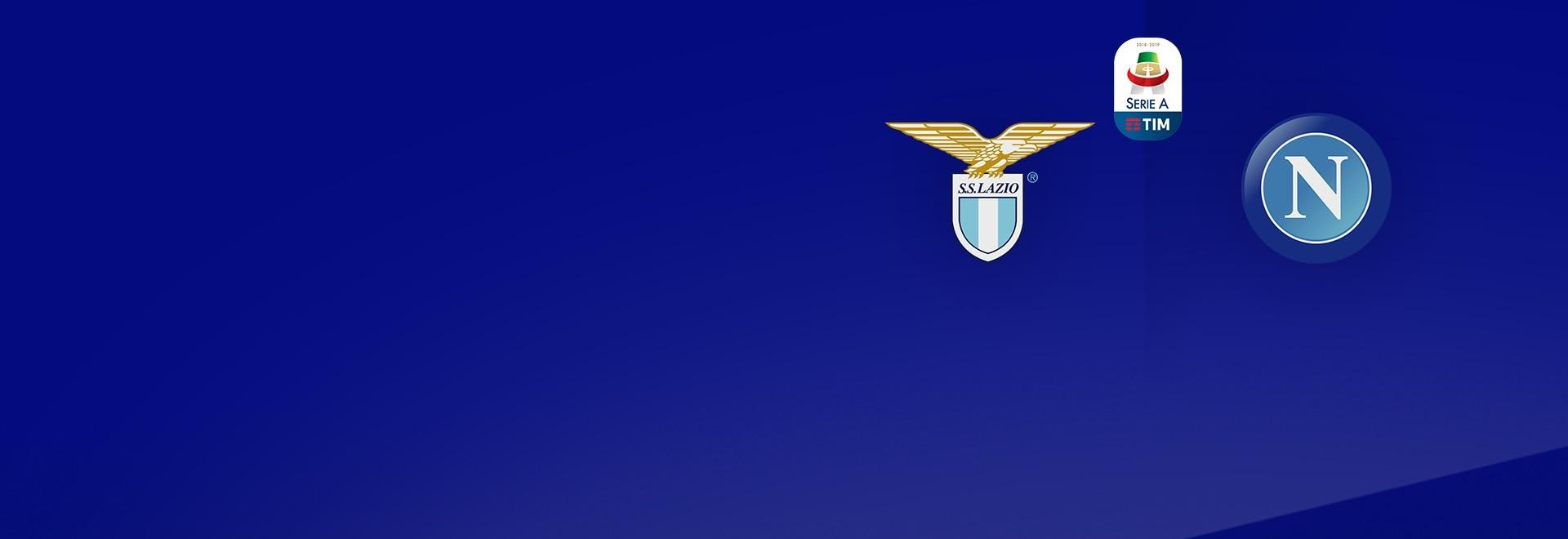 Lazio - Napoli. Ant