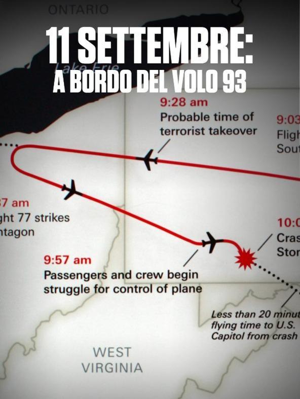 11 settembre: a bordo del volo 93