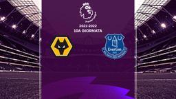 Wolverhampton - Everton