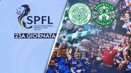 Celtic - Hibernian. 23a g.