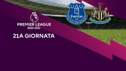 Everton - Newcastle. 21a g.