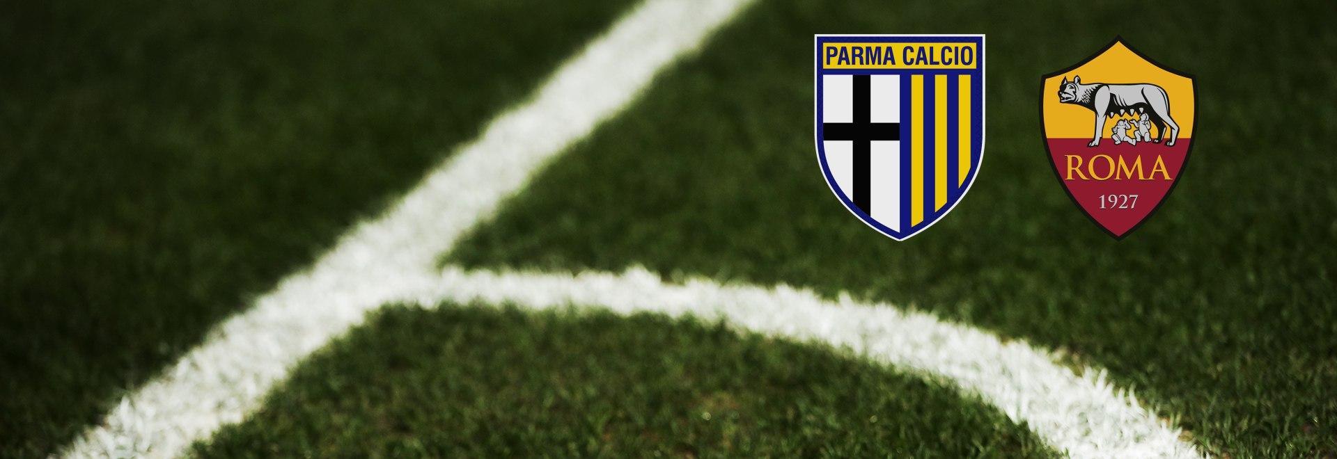 Parma - Roma. 27a g.
