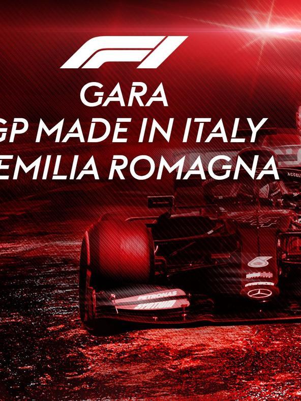 GP Made in Italy e Emilia Romagna. Gara
