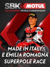 Made in Italy e Emilia Romagna. Superpole Race