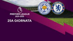 Leicester City - Chelsea. 25a g.