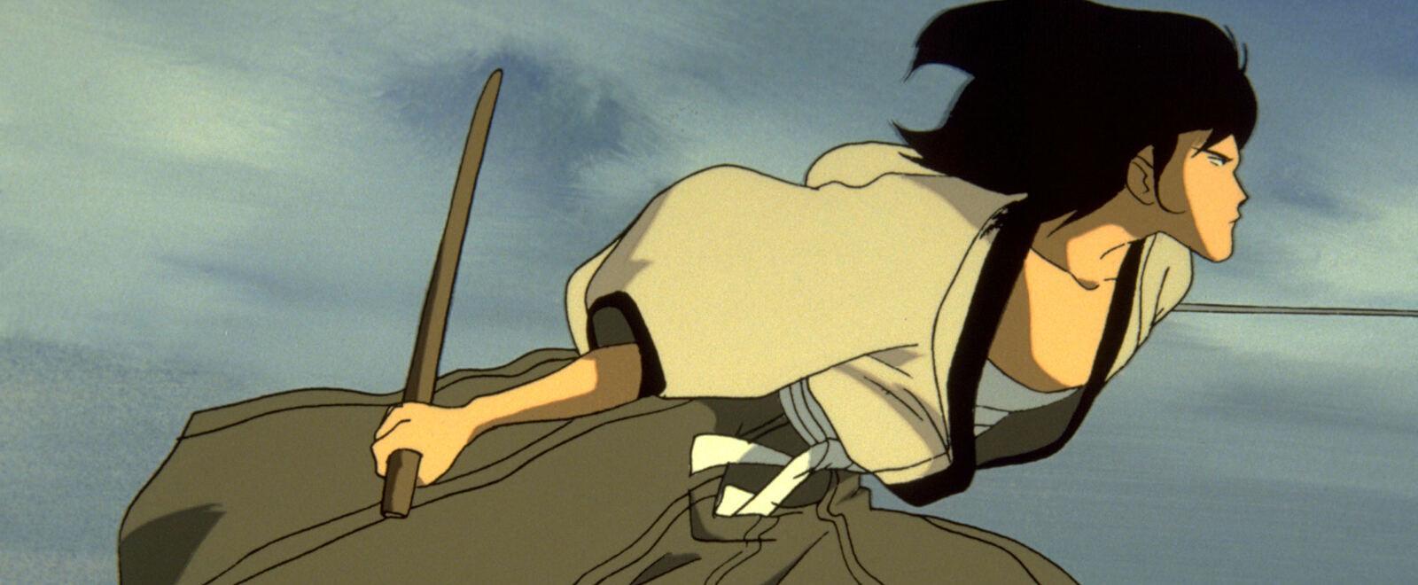 Lupin: Il pericolo e' il mio mestiere