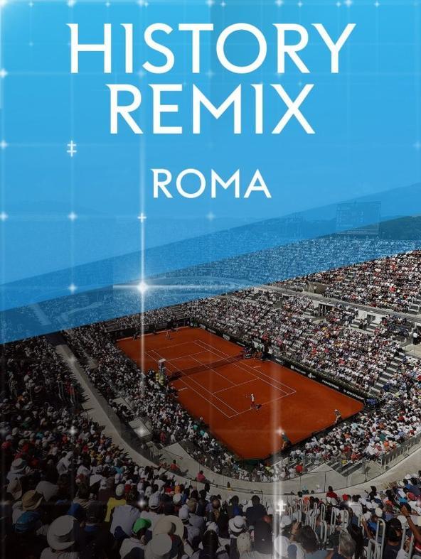 S1 Ep41 - Tennis: History Remix Roma 2021