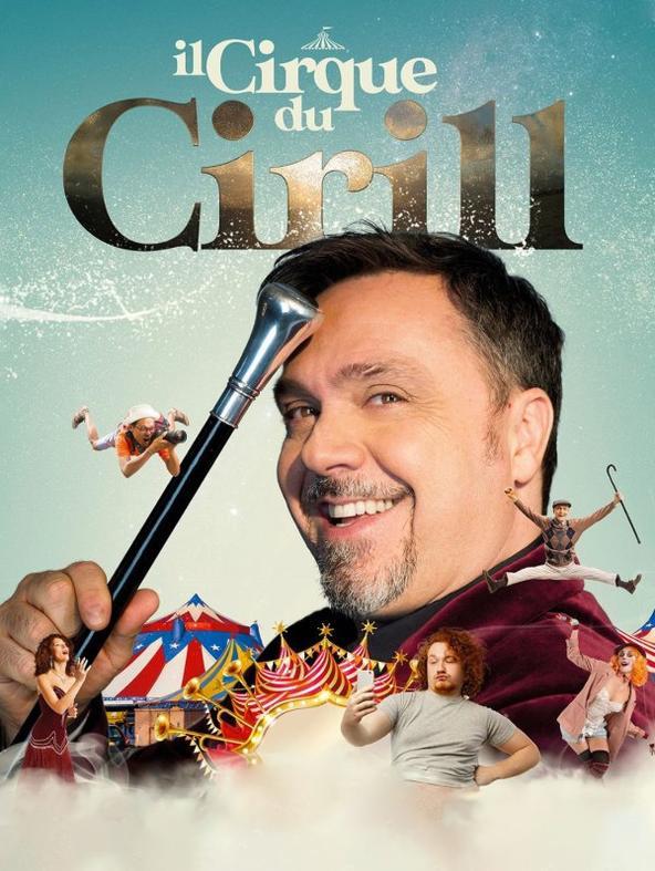 Le cirque du Cirill