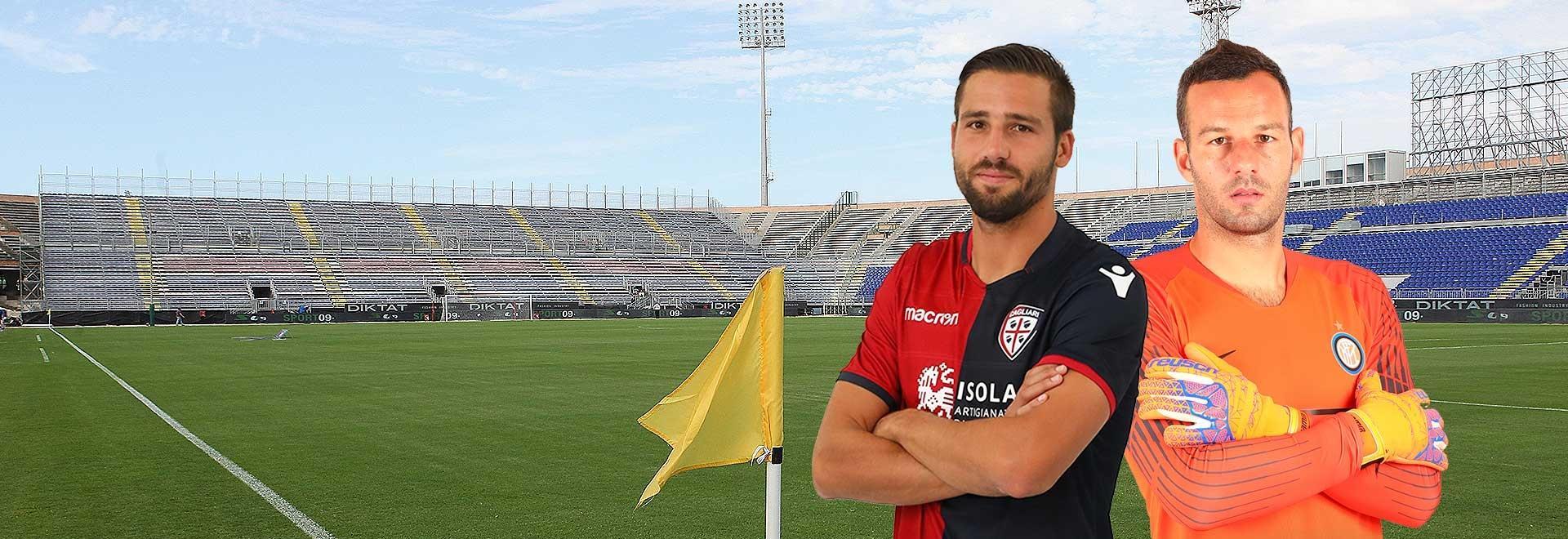 Cagliari - Inter. 26a g.