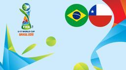 Brasile - Cile. Ottavi