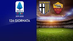 Parma - Roma. 12a g.