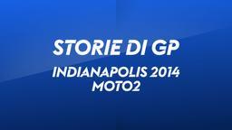 Indianapolis 2014. Moto2