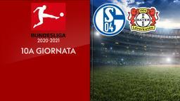 Schalke - Bayer Leverkusen. 10a g.