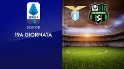 Lazio - Sassuolo. 19a g.