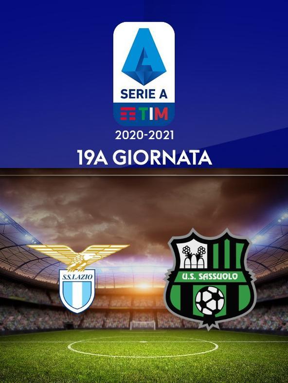 Lazio - Sassuolo     (diretta)
