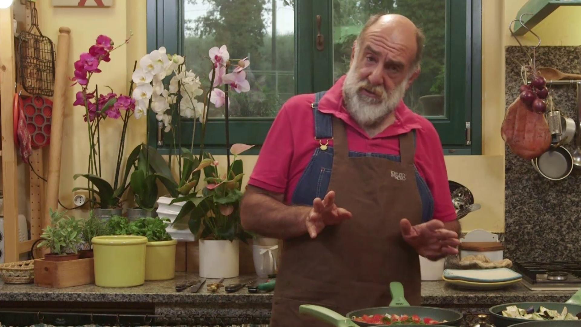 Gambero Rosso HD Giorgione: orto e cucina - Cascia e...