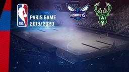 Charlotte - Milwaukee. Paris Game