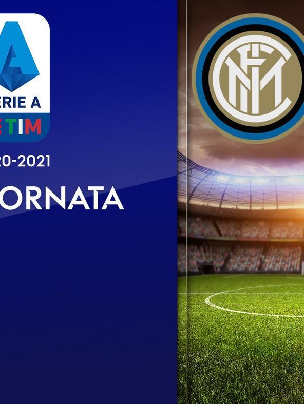 Inter - Atalanta. 26a g.