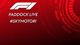 Paddock Live #SkyMotori - Stag. 2021 Ep. 19 - GP San Paolo