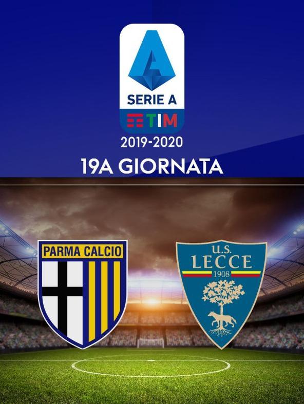 Parma - Lecce. 19a g.