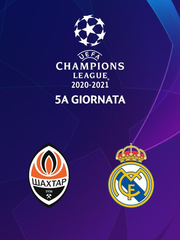 Shakhtar - Real Madrid