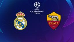 Real Madrid - Roma
