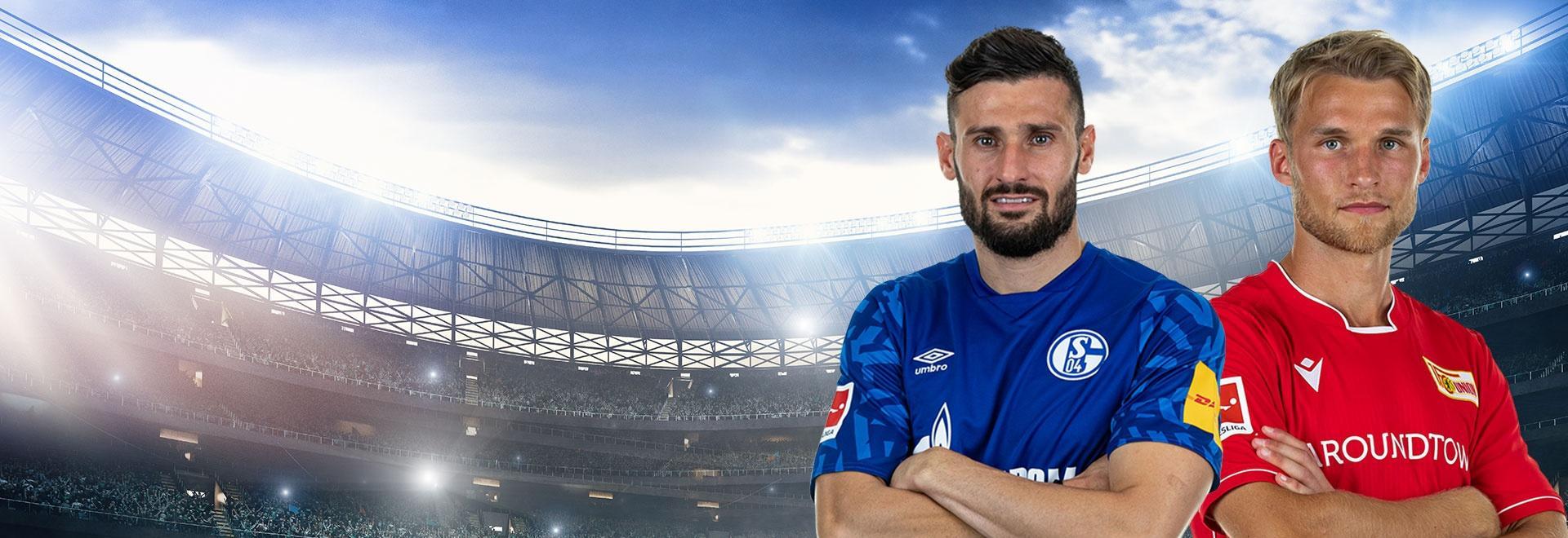 Schalke - Union Berlino. 13a g.