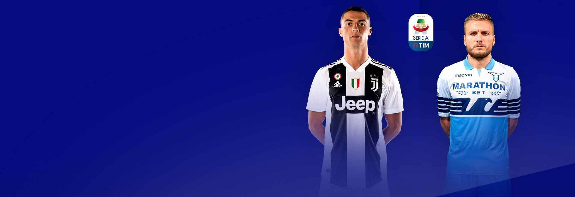 Juventus - Lazio. 2a g.