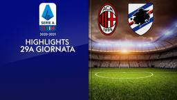 Milan - Sampdoria