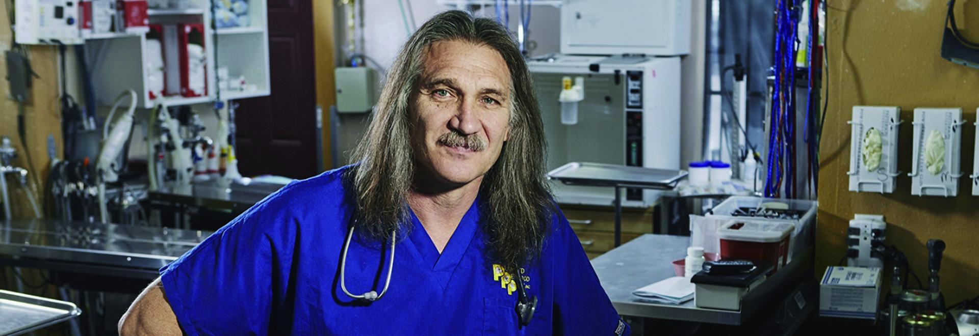 Dr. Jeff: animali da salvare