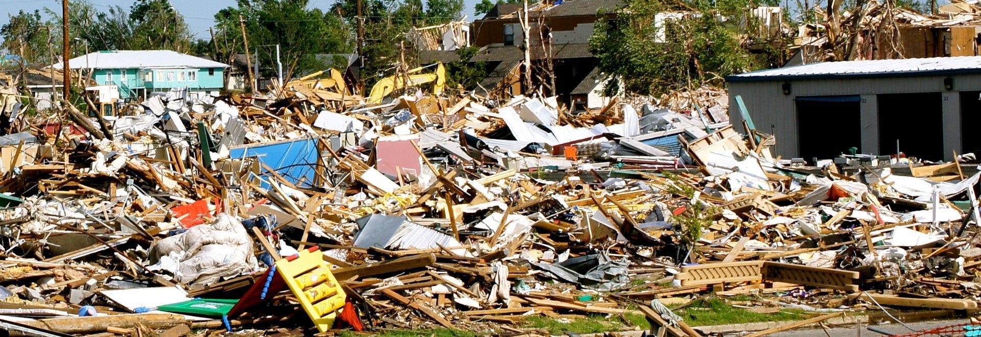 Disastri in presa diretta: pericolo imminente