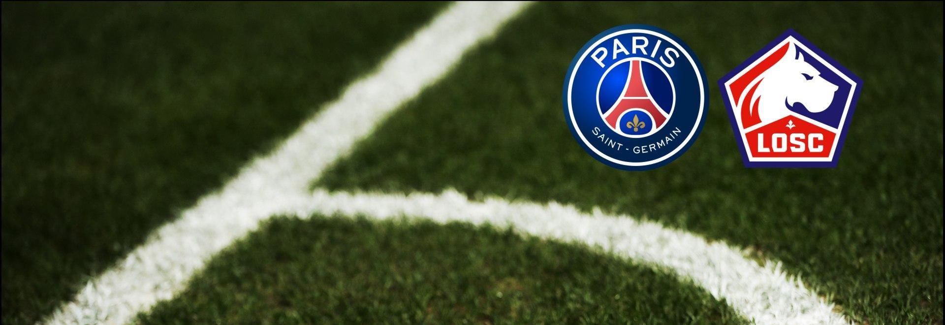 PSG - Lille. 31a g.