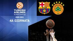 Barcellona - Panathinaikos. 4a g.