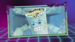 Burrito in tv