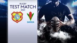 Tonga - Samoa
