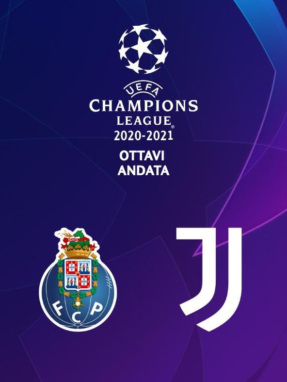 Porto - Juventus. Ottavi Andata