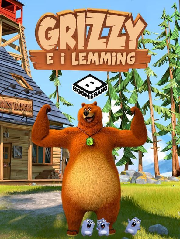 S1 Ep55 - Grizzy e i Lemming: Pelosi e Dispettosi