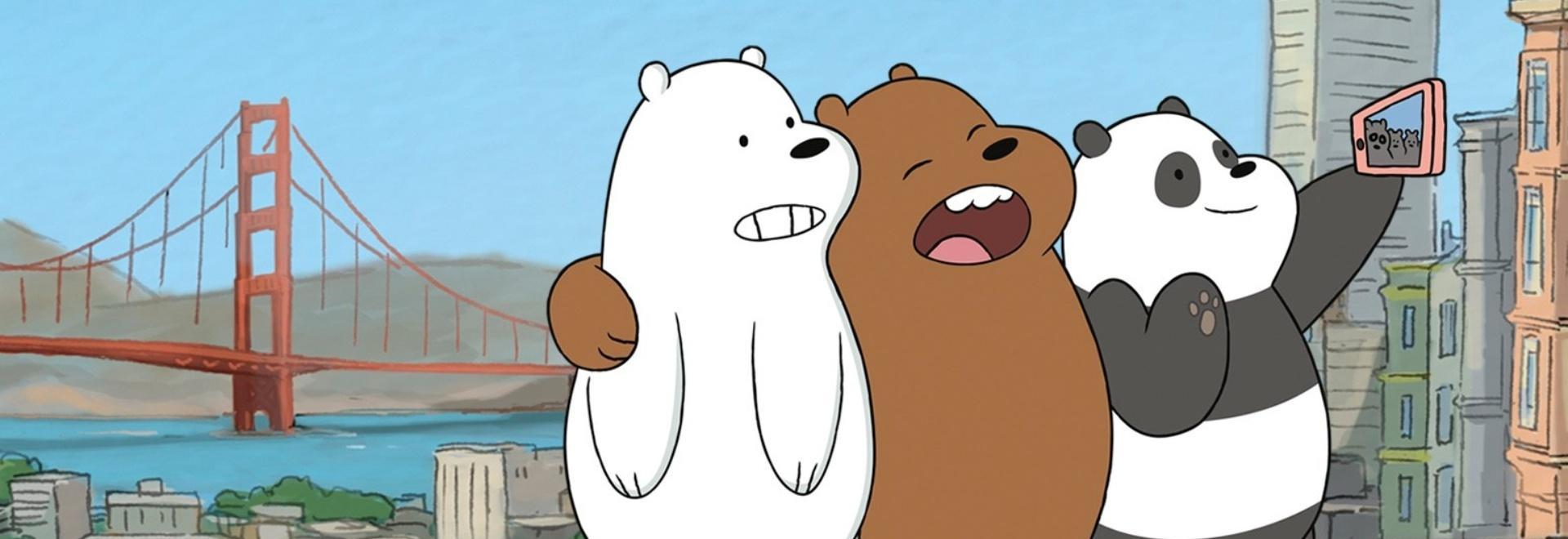 We Bare Bears - Siamo solo orsi