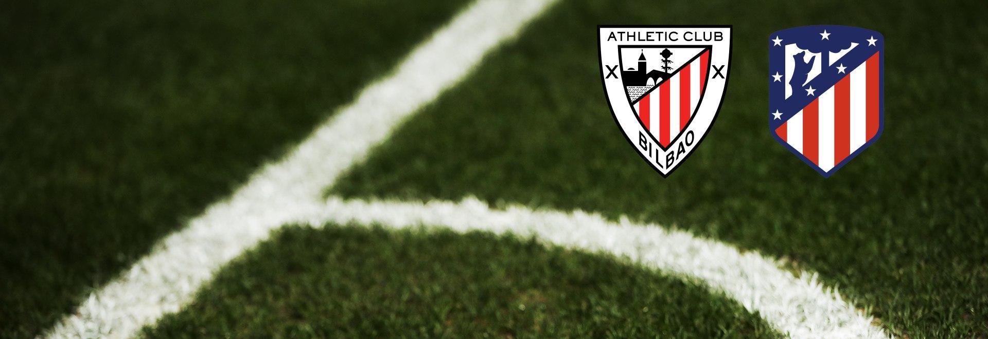 Athletic B. - Atletico M. 28a g.
