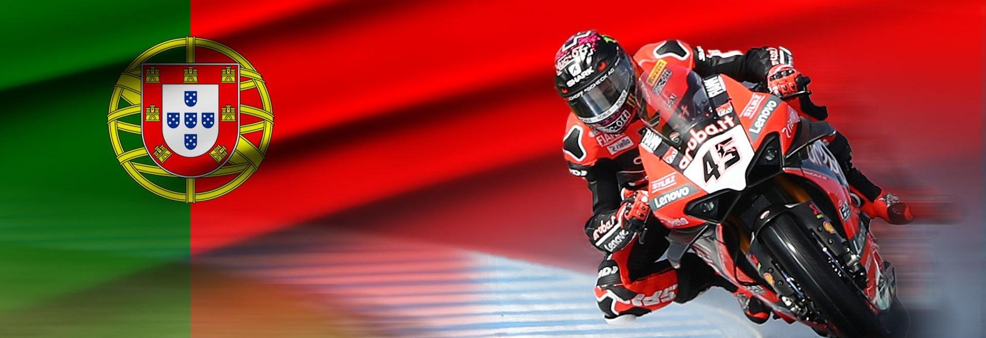 Estoril. Race 2