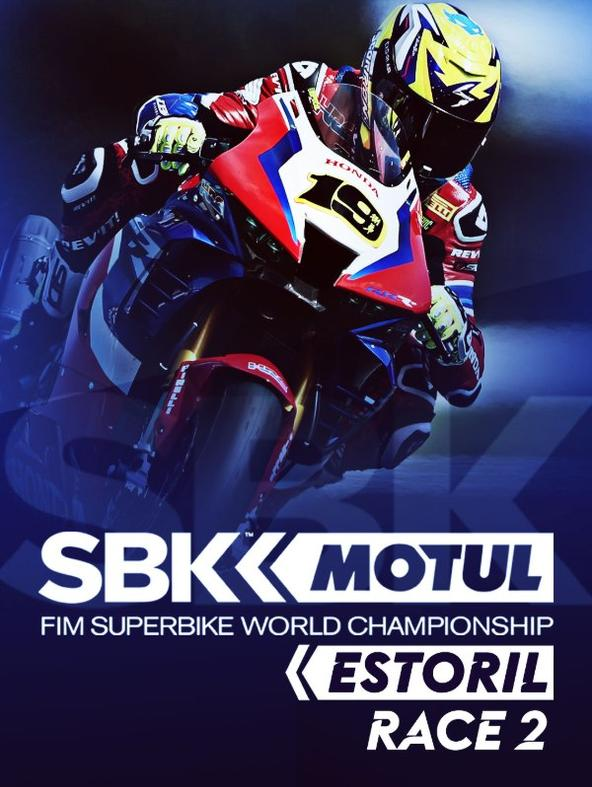 WorldSBK Race2: Estoril