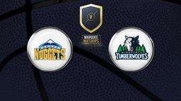 Nuggets - Timberwolves 11/04/18