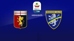 Genoa - Frosinone