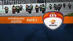 GP Barcellona: Moto2. Race 2