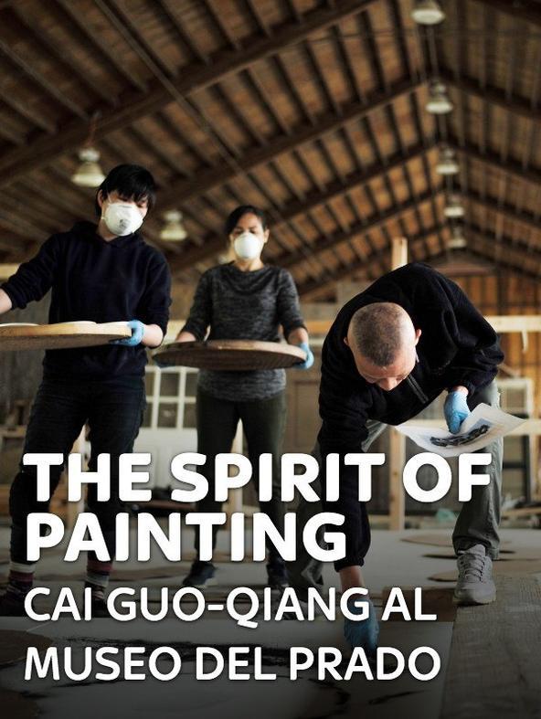 The Spirit of Painting. Cai Guo-Qiang al Museo del Prado