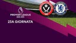 Sheffield United - Chelsea. 23a g.