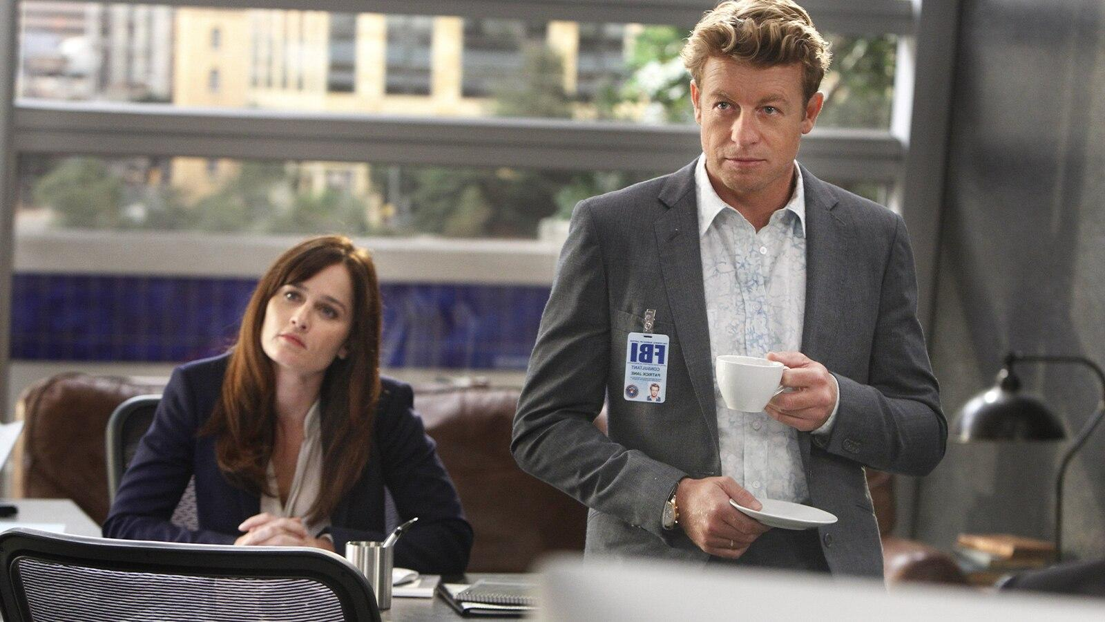 Premium Crime The mentalist