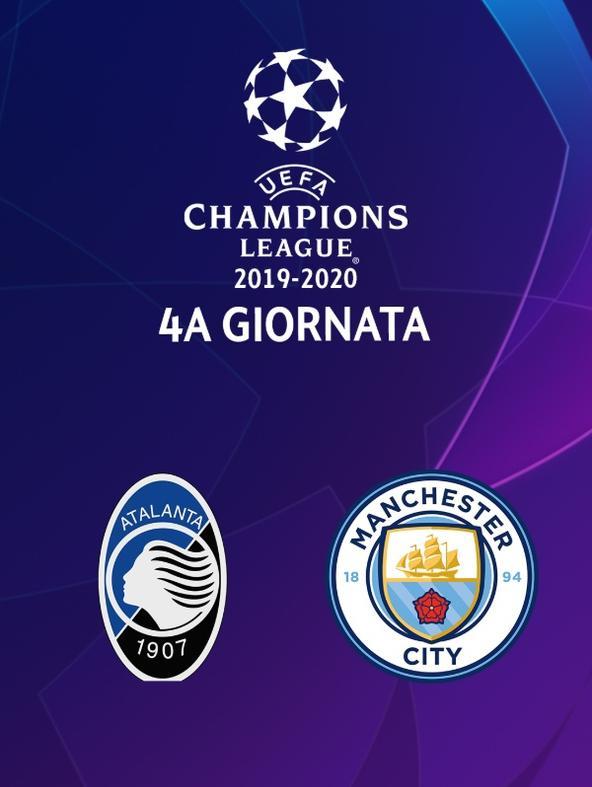 Atalanta - Man City