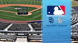 San Diego - St. Louis. NL Wild Card Series Gara 2