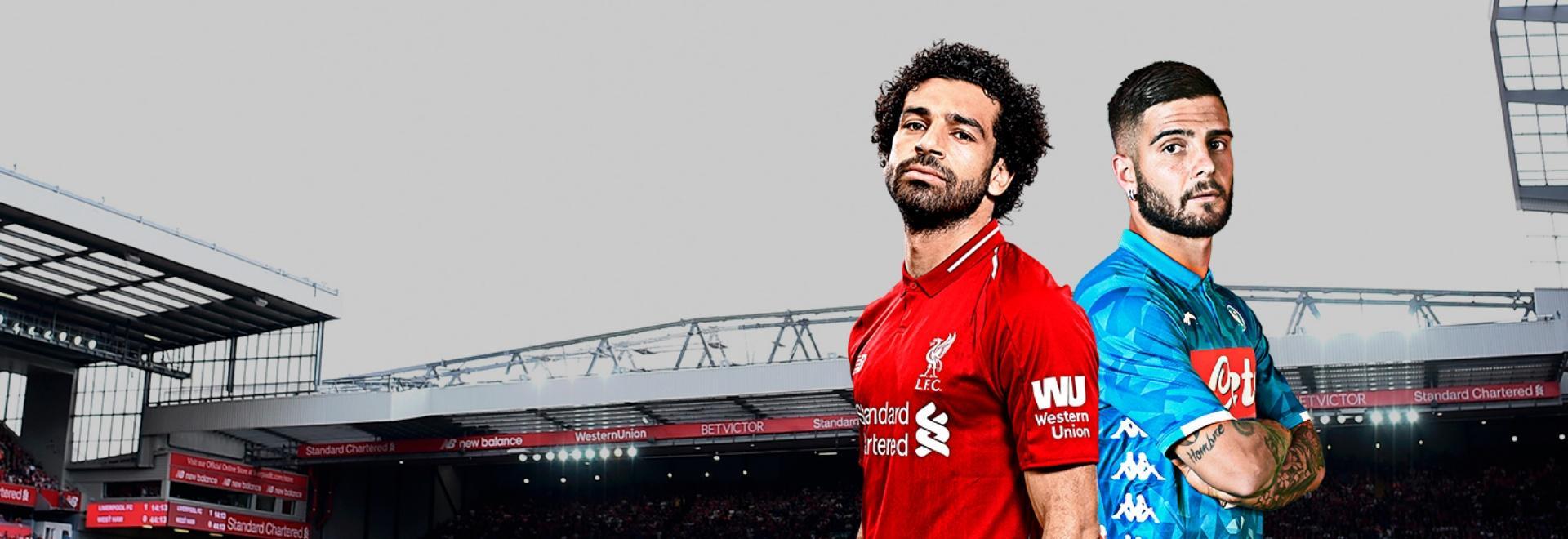 Liverpool - Napoli. 6a g.